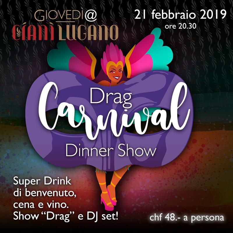 Drag&Pink@CianiLugano