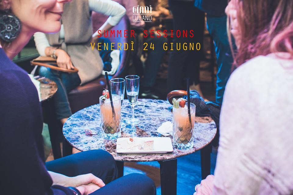 Ciani Summer Sessions - Venerdì 24