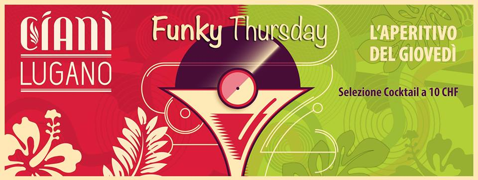 Ritorna il funky thursday