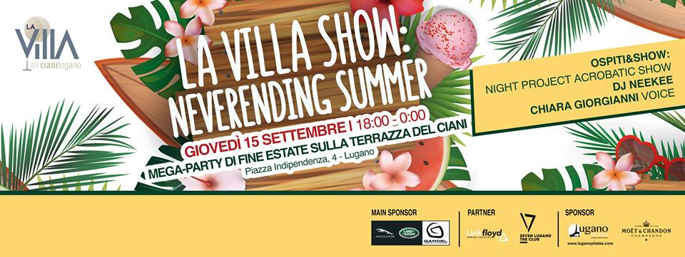 La Villa Show Neverending Summer