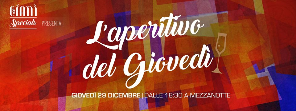 Aperitivo del giovedì - funky thursday
