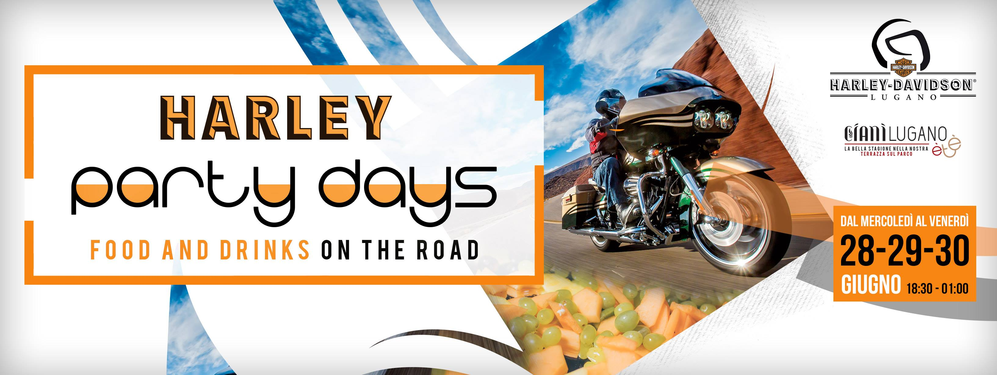 Harley Party Days - Lugano