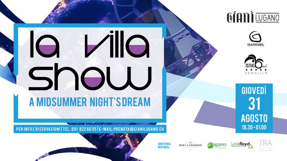 La Villa Show: a Midsummer Night's Dream