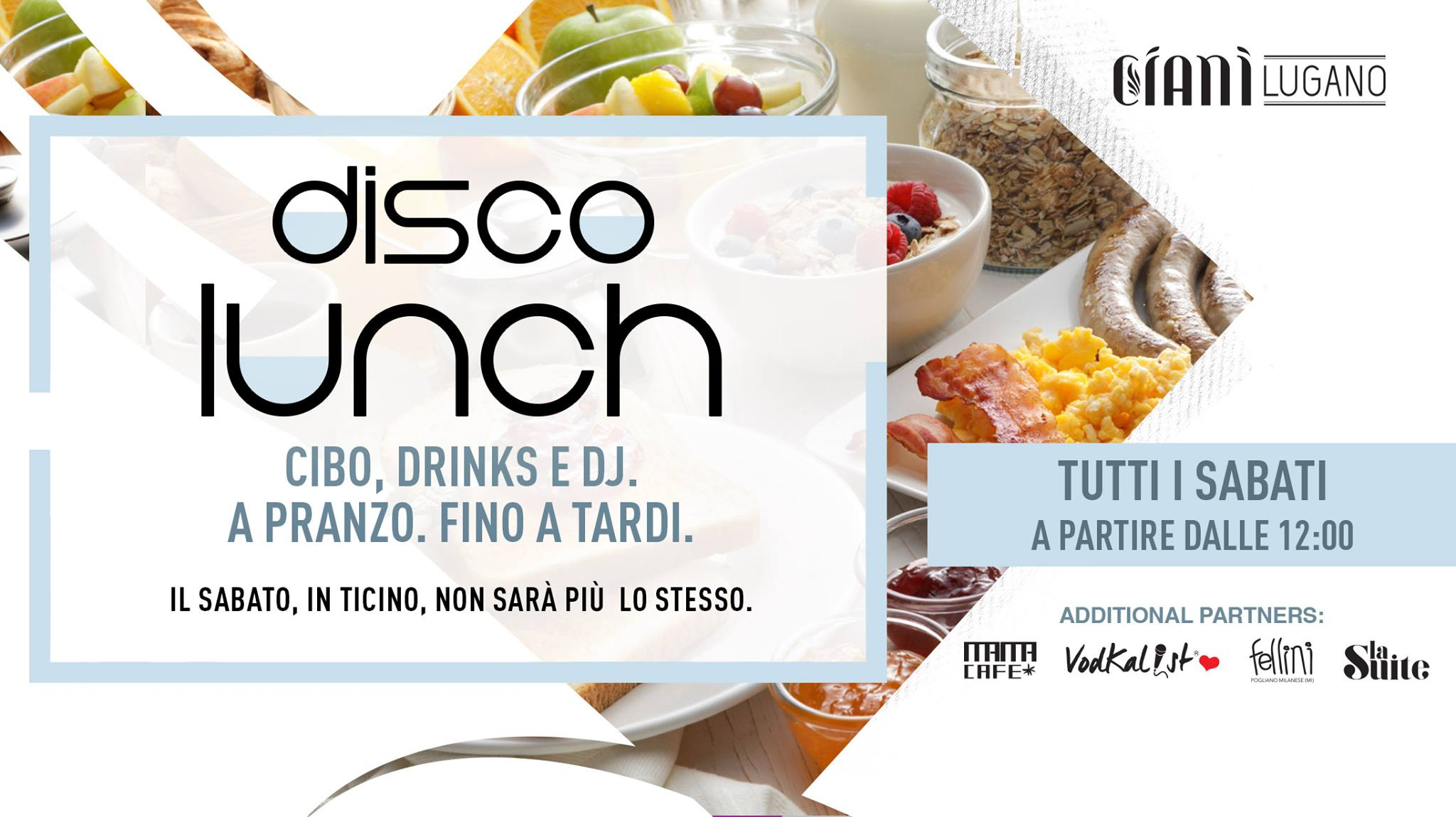 Disco Lunch